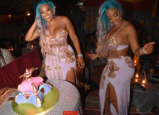 Malaysia hosts bellydancer themed birthday party