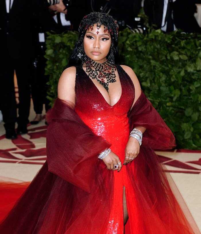 nicki minaj album sales fail