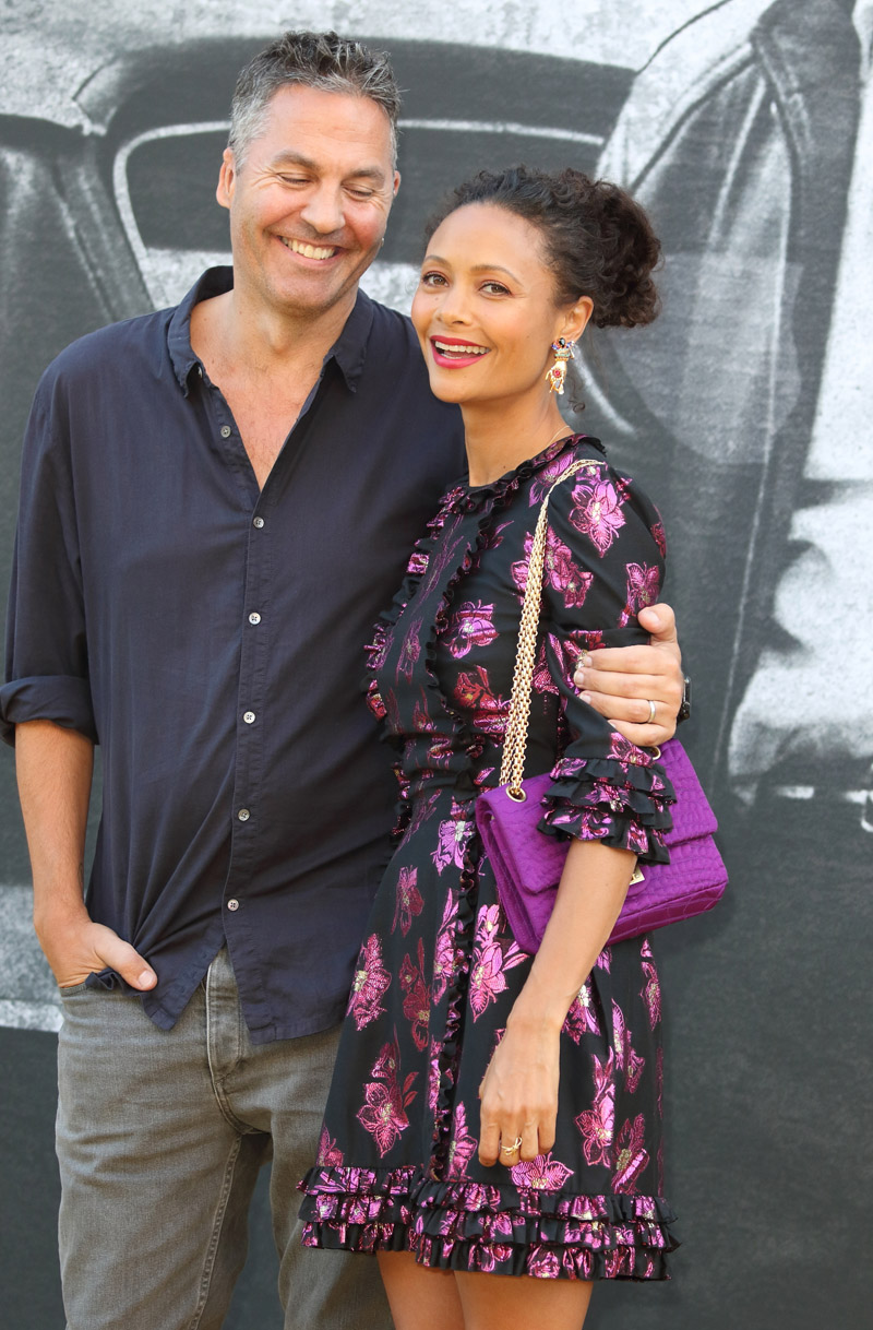 UK Premiere of 'Yardie' at the BFI Southbank - Thandie Newton, Ol Parker