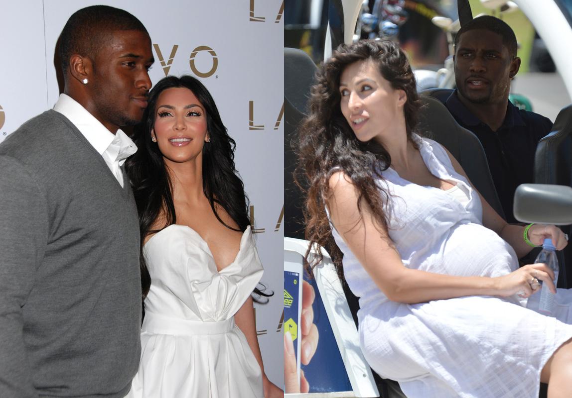 Reggie Bush Kim Kardashian Lilit Avagyan
