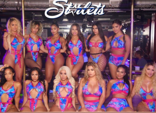 Queens strip club Starlets features some of the most notorious bartenders including Bernice Burgos, Sasha Del Valle, Gracii and Lani Blair