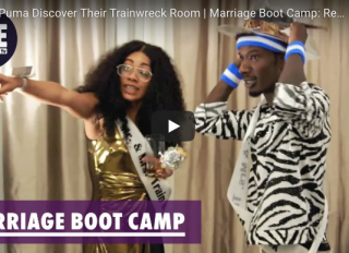 Puma and Quani Marriage Boot Camp