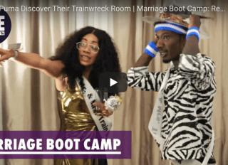 Puma and Quani Marriage Boot Camp