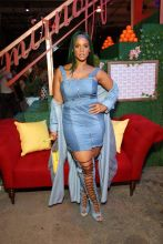 BROOKLYN, NY - SEPTEMBER 05: Dascha Polanco attends the Expand Your Reality Opening Party on September 5, 2018 in Brooklyn City.