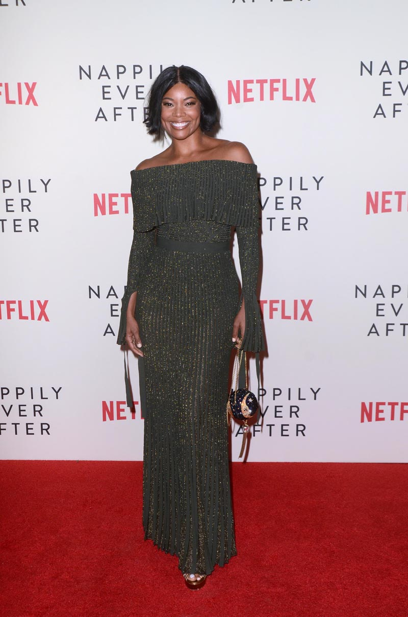 Gabrielle Union 'Nappily Ever After' Special Screening, Harmony Gold Theater