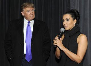 Kim Kardashian Trump Pardon