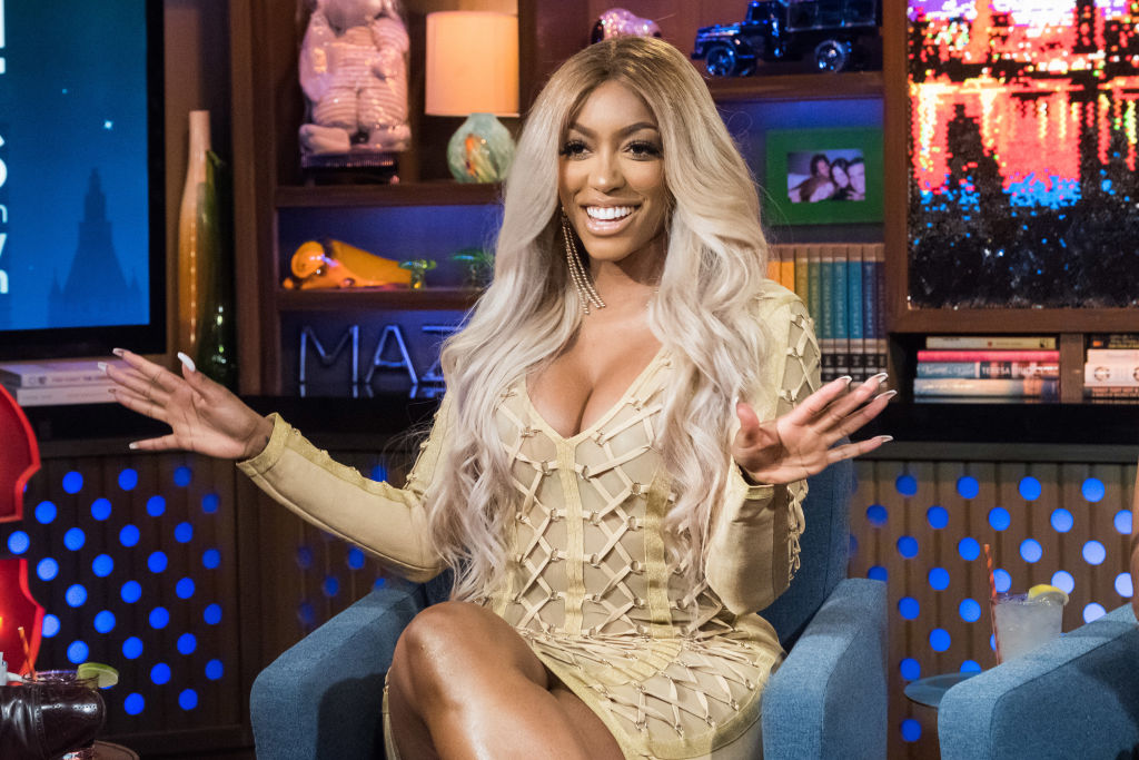 WATCH WHAT HAPPENS LIVE WITH ANDY COHEN -- Pictured: Porsha Williams --