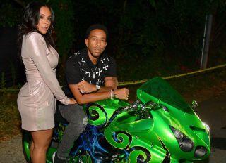 Chris and Eudoxie Bridges Ludacris Ludaday Weekend