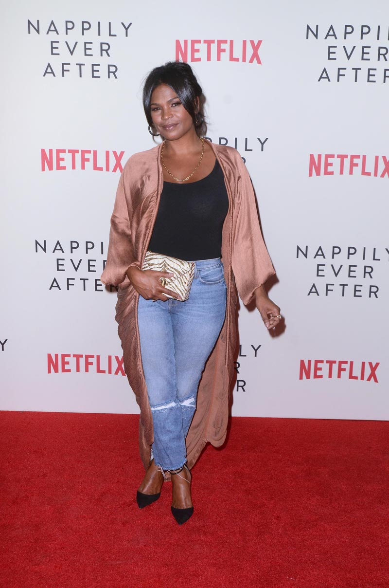 Nia Long 'Nappily Ever After' Special Screening, Harmony Gold Theater