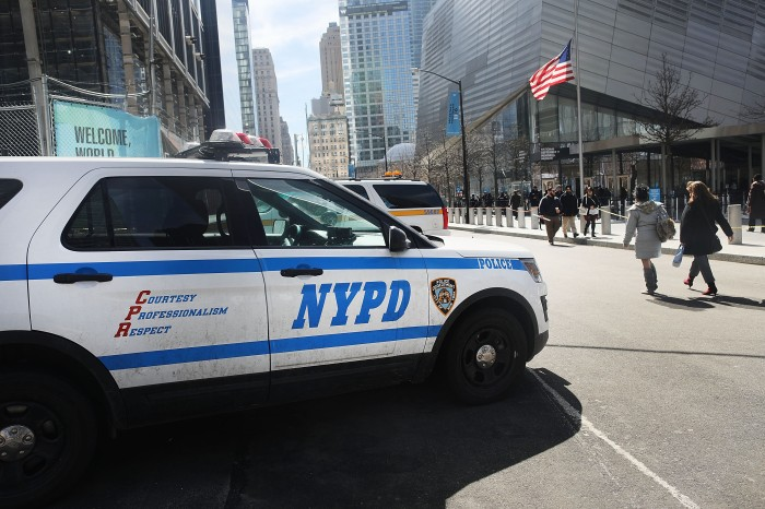 NYPD officers court prostitution gambling ring