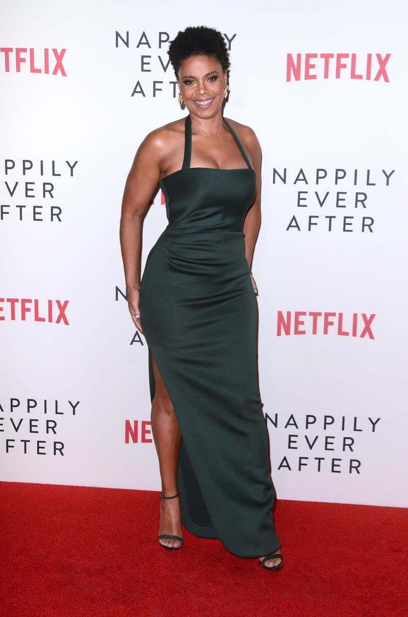 Sanaa Lathan 'Nappily Ever After' Special Screening, Harmony Gold Theater