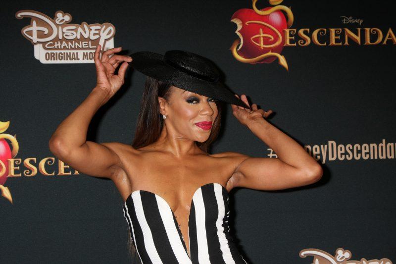 Wendy Raquel Robinson 'Descendants' premiere at Walt Disney Studios Main Theatre - Arrivals