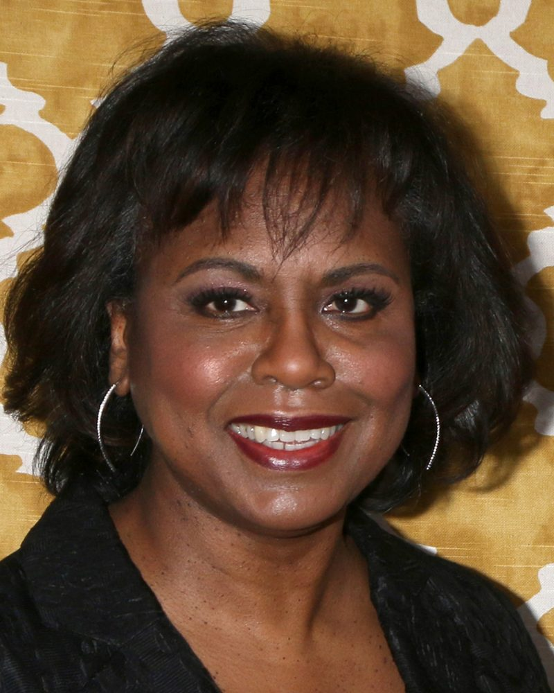 Premiere of HBO Films' 'Confirmation' at Paramount Theater Anita Hill