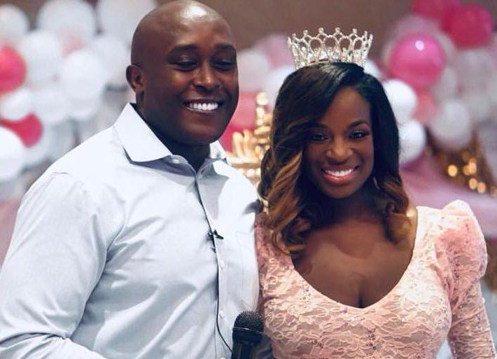 Shamea Morton Hosts Royal Baby Shower