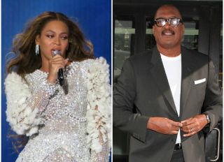 beyonce and mathew knowles