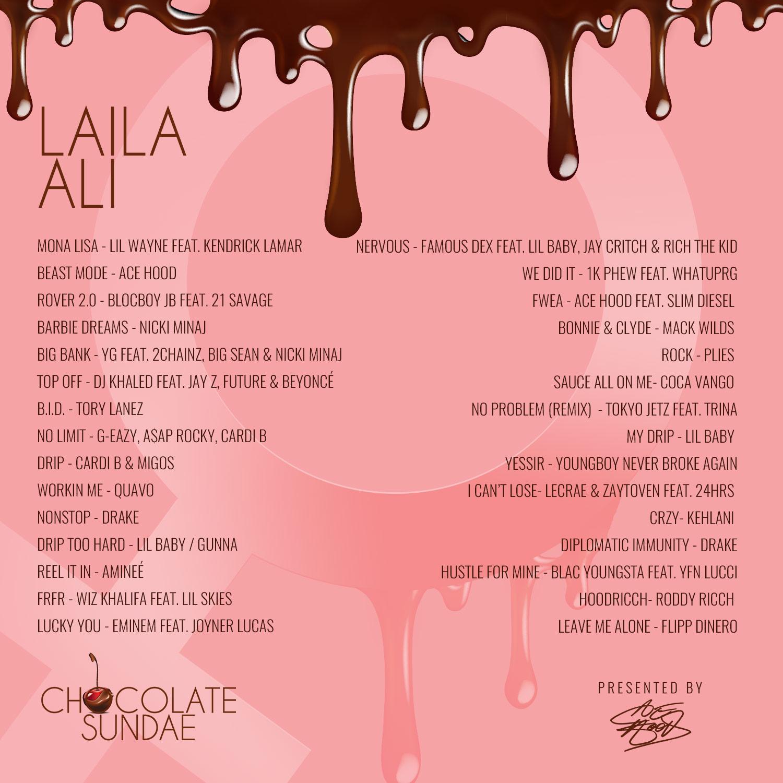 Ace Hood Chocolate Sundae Playlist