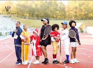 Carolina Kids Dress Up As Activist Athletes