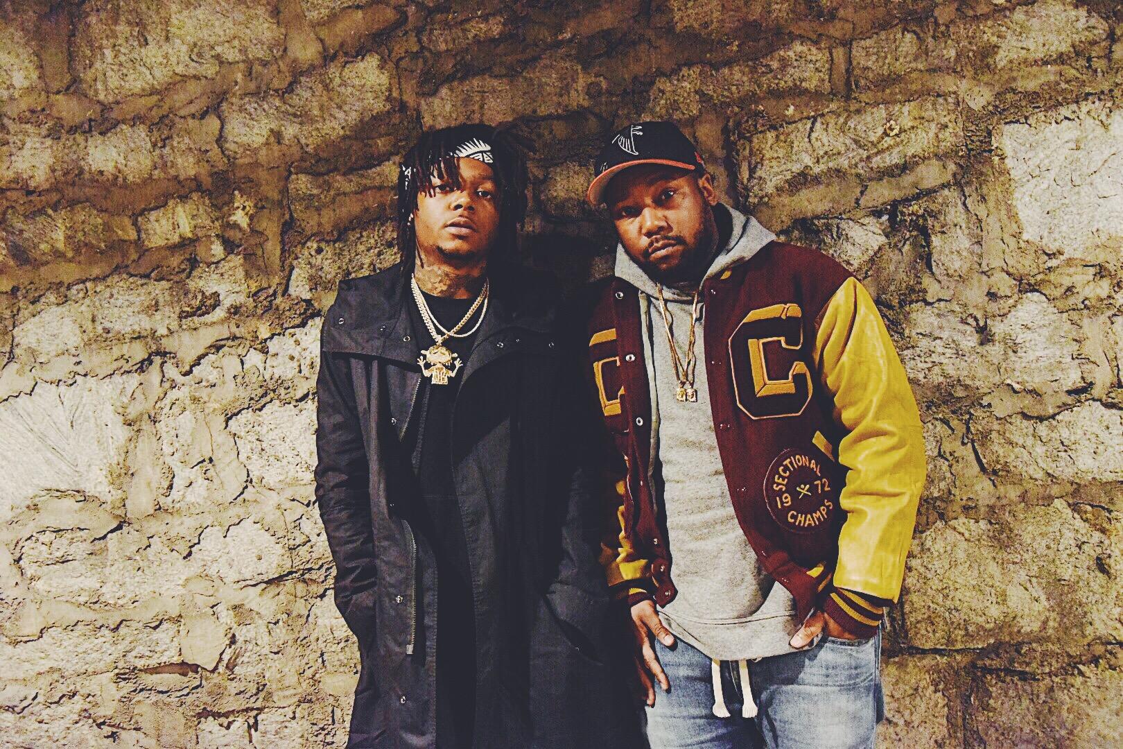J.I.D and Jah