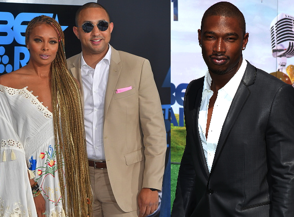 Eva Marcille Michael Sterling Kevin McCall