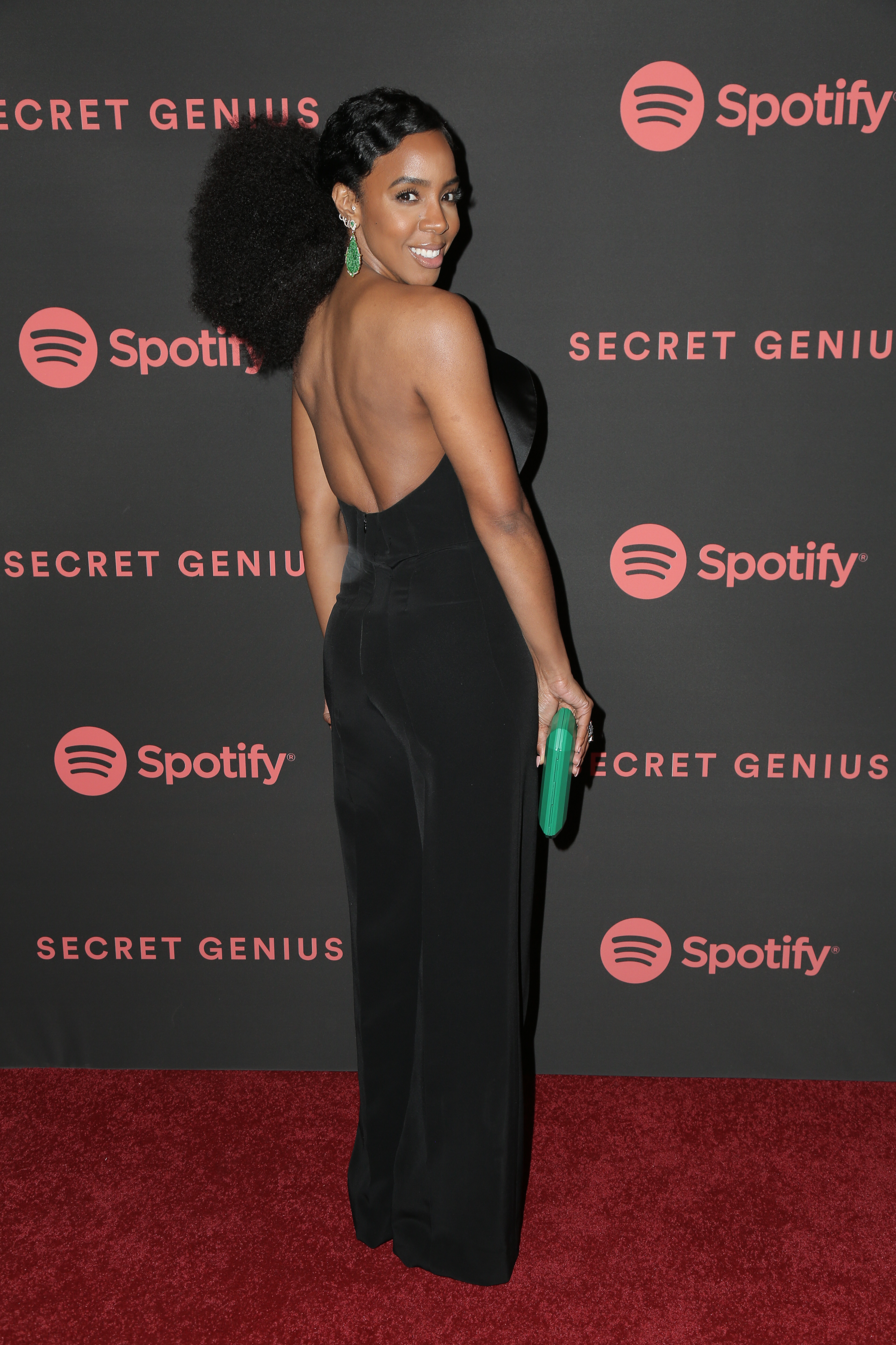 Kelly Rowland at the 2nd Annual Secret Genius Awards