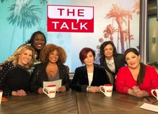 Janee Bolden on The Talk Discussing Khloe Kardashian