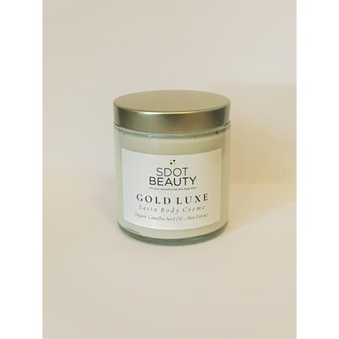 SDOT Beauty Gold Luxe Satin Cream