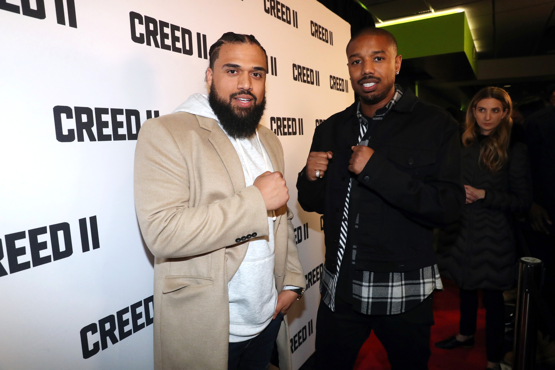 'Creed 2' Newark Community Screening