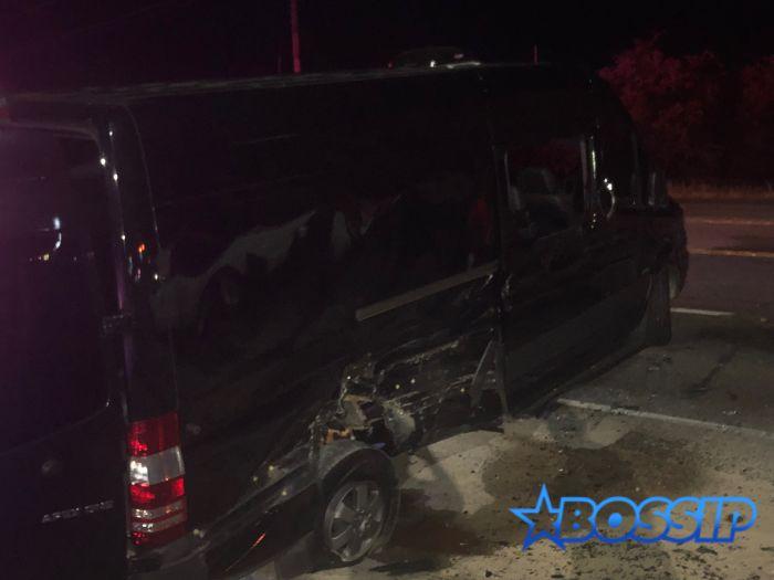 Paul Wall Car Crash 2
