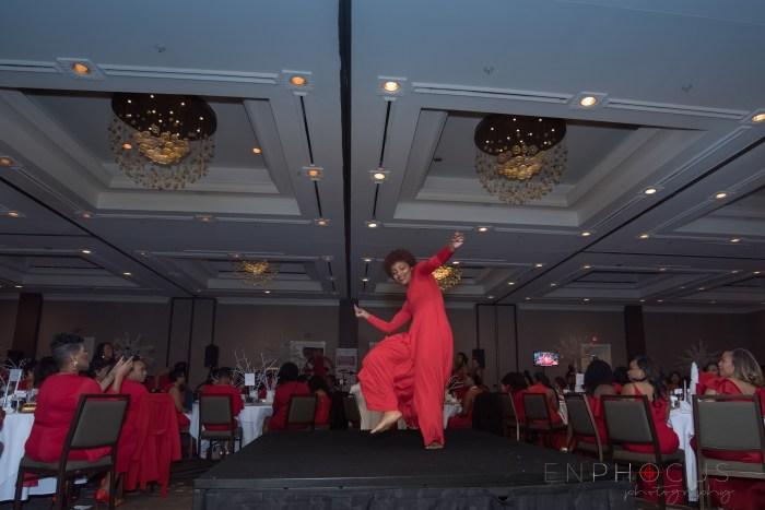 Red Dress Gala Photos