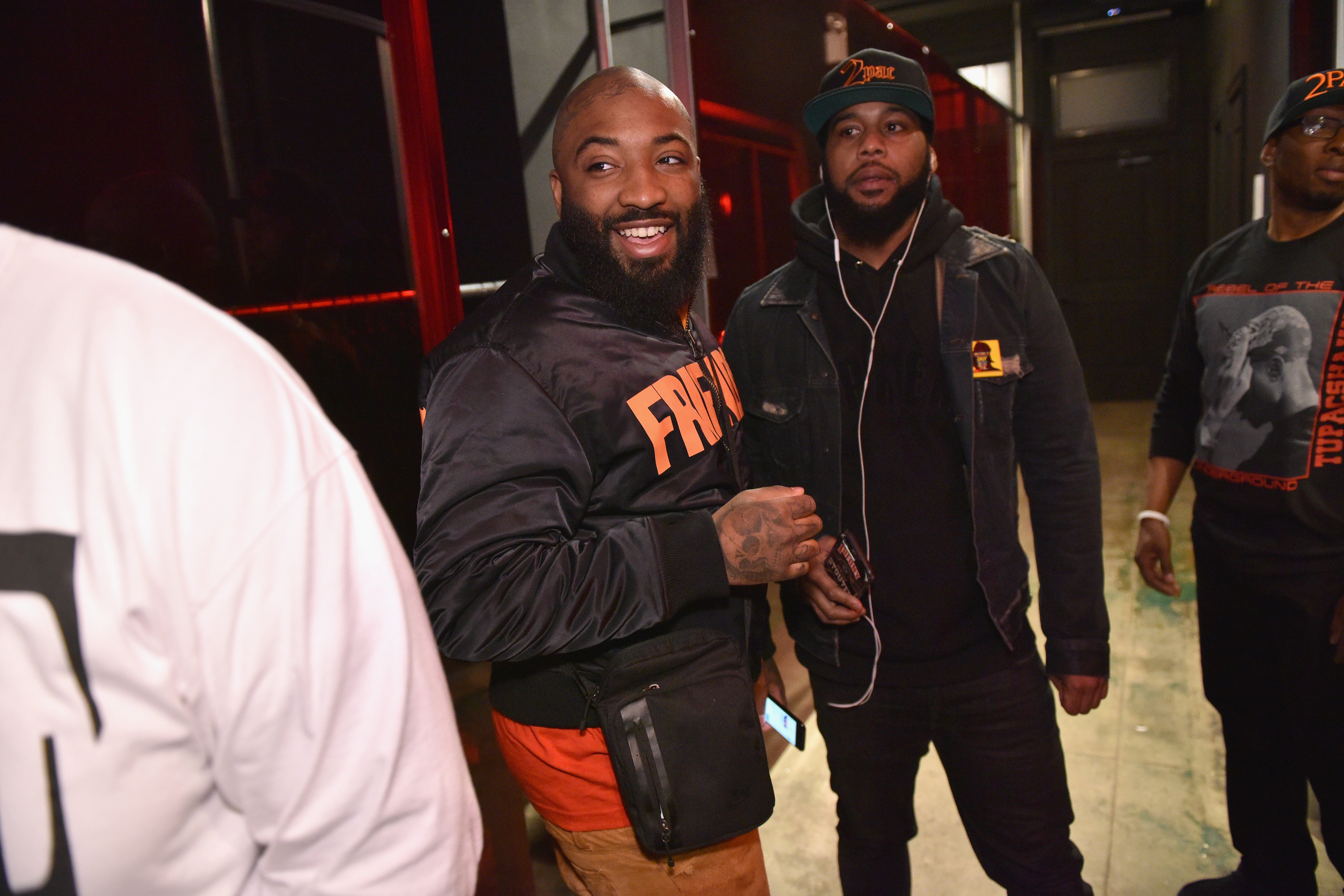 Tupac's Powamekka Cafe And Tupac By Vlone Store Opening