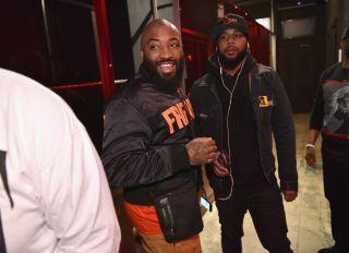 Tupac's Powamekka Cafe And Tupac By Vlone Store Opening