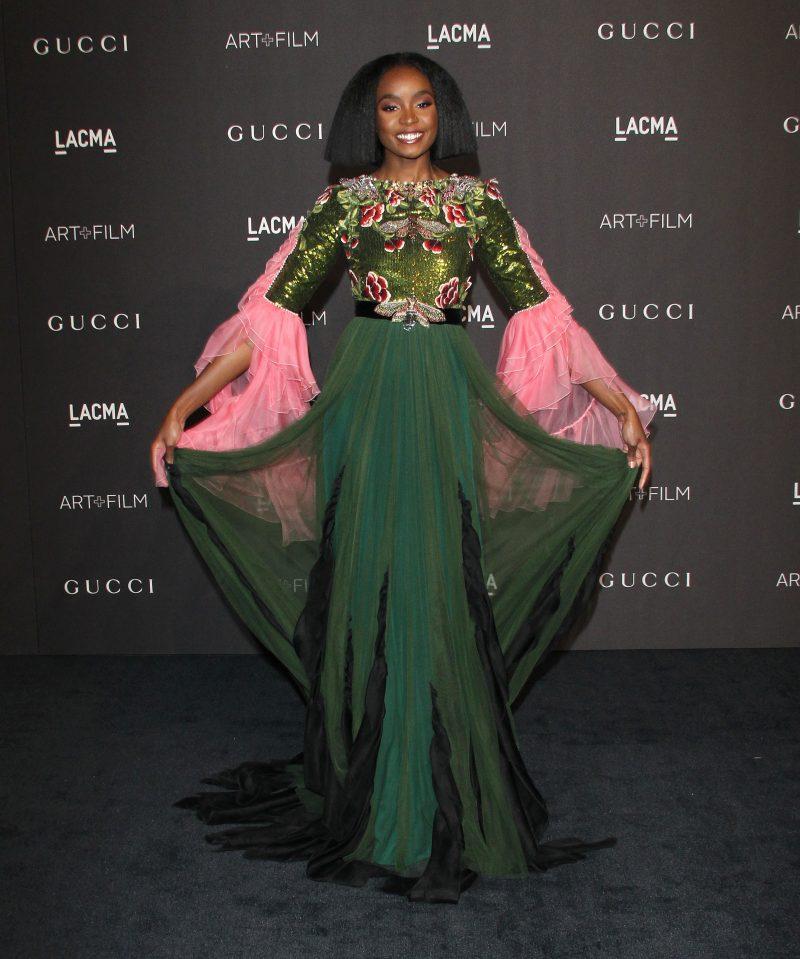 Kiki Layne 2018 LACMA Art + Film Gala - Arrivals