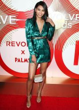 Chanel Iman 2nd Annual #REVOLVEawards held at the Palms Casino Resort on November 9, 2018 in Las Vegas