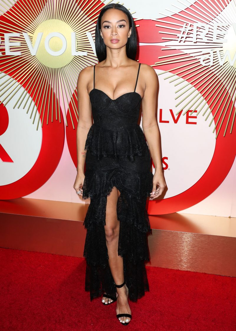 Draya Michele 2nd Annual #REVOLVEawards held at the Palms Casino Resort on November 9, 2018 in Las Vegas