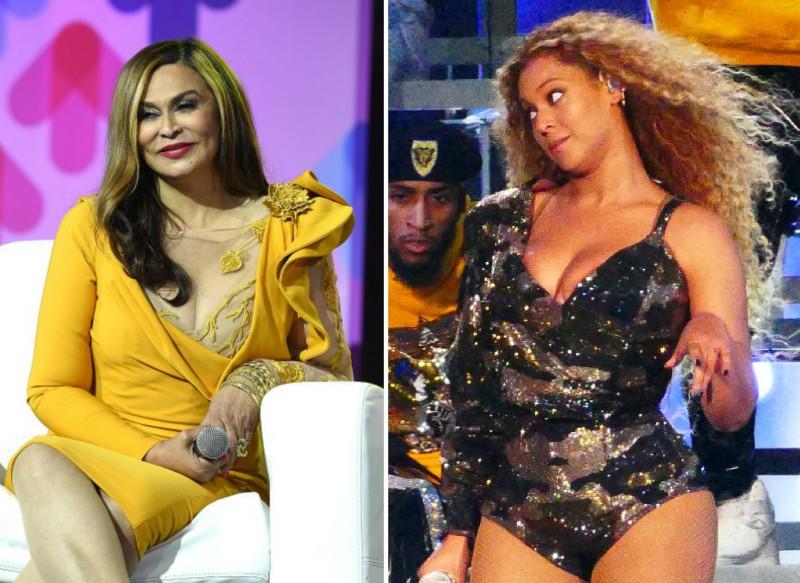 Tina Lawson Beyoncé Knowles-Carter