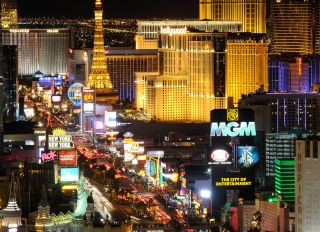 Lights Go Off In Las Vegas For 2011 Earth Hour