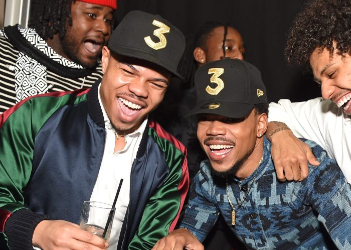 GQ and Chance The Rapper Celebrate the Grammys in Partnership with YouTube