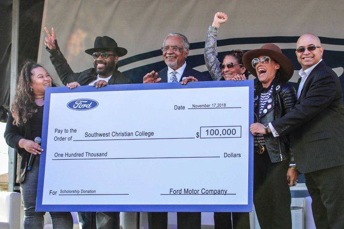 Ford Ultimate Homecoming Experience