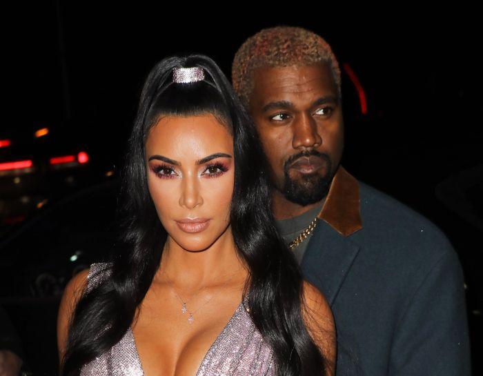 Kim Kardashian Kanye West Feature
