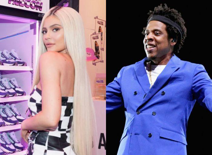 Kylie, Jay-Z