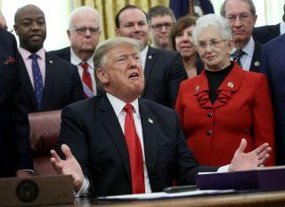 President Trump Signs Criminal Justice Reform Bill Into Law
