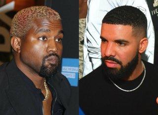 Kanye vs Drake