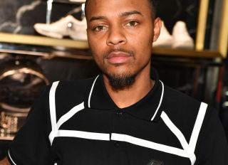 Shad Moss Hosts Cover Release Party