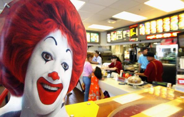 McDonald's Reports Gains