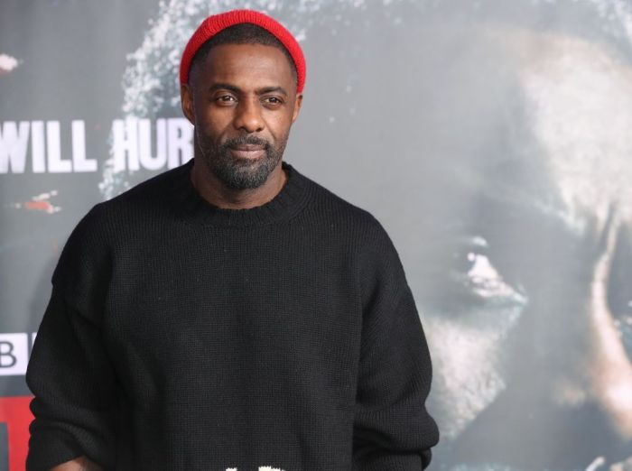 'Luther' Photocall