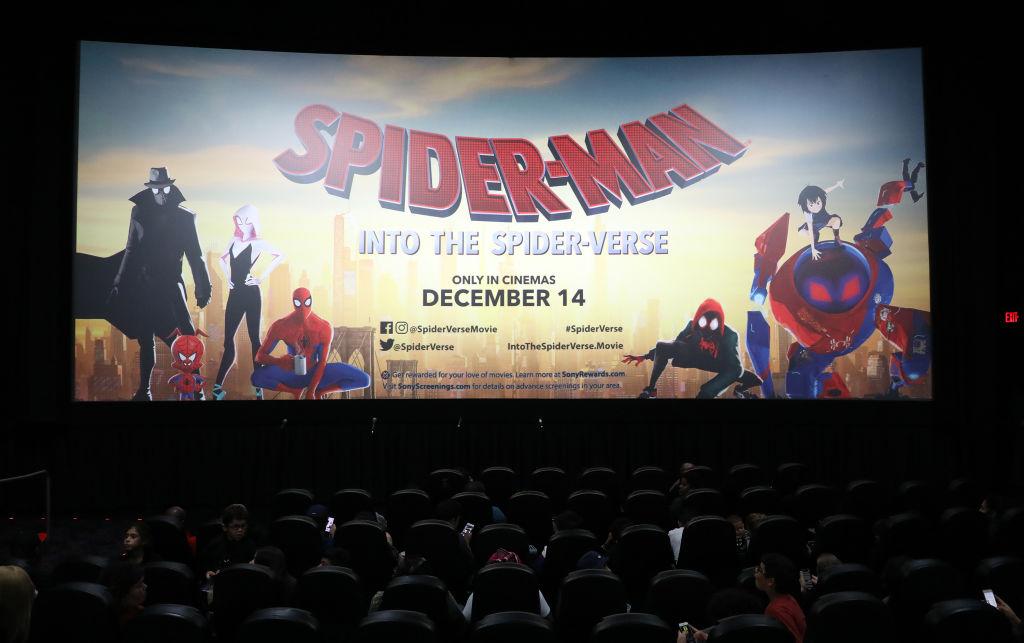 Spider-Man: Into the Spider-Verse - Miami Red Carpet Screening With Shameik Moore, Luna Lauren Velez And Jake Johnson