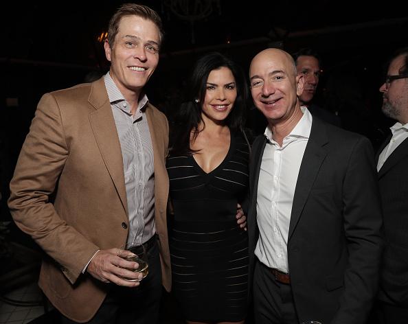 Lauren Sanchez Jeff Bezos
