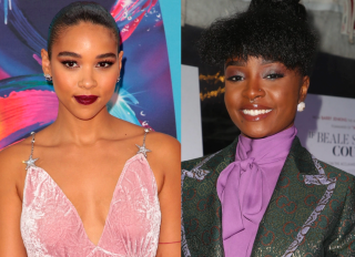 Alexandra Shipp and KiKi Layne