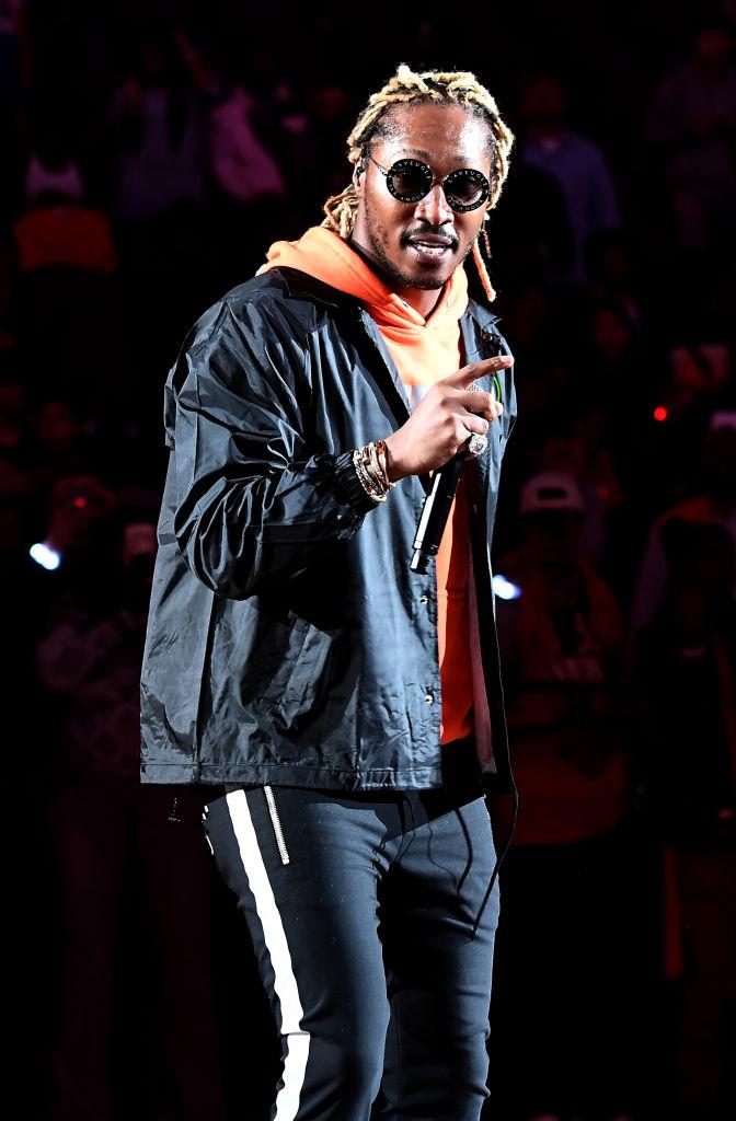Celebrities Attend The Dallas Mavericks Vs Atlanta Hawks 2018-2019 NBA Home Opener Game