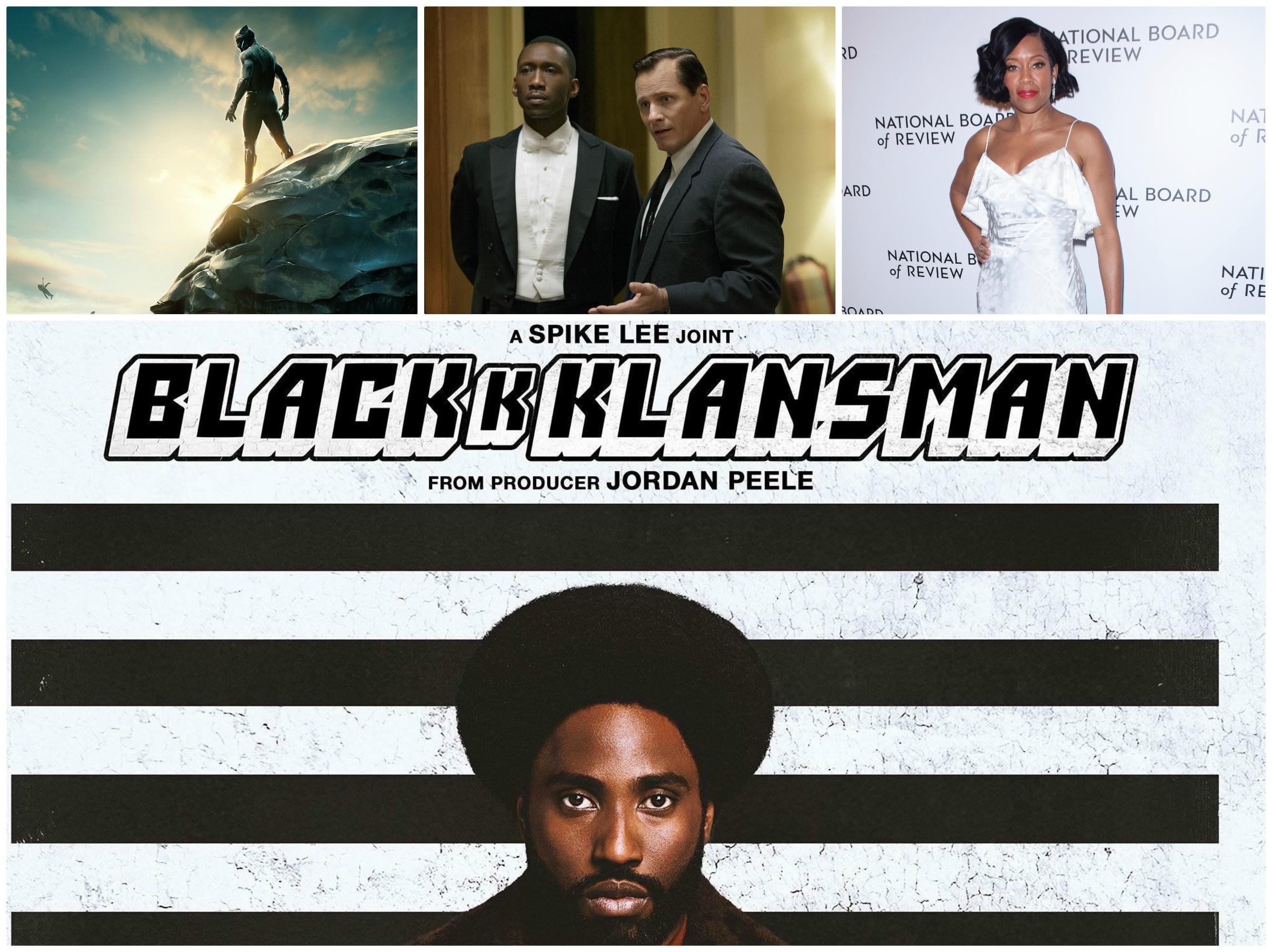 Oscar Nominated Black Talent